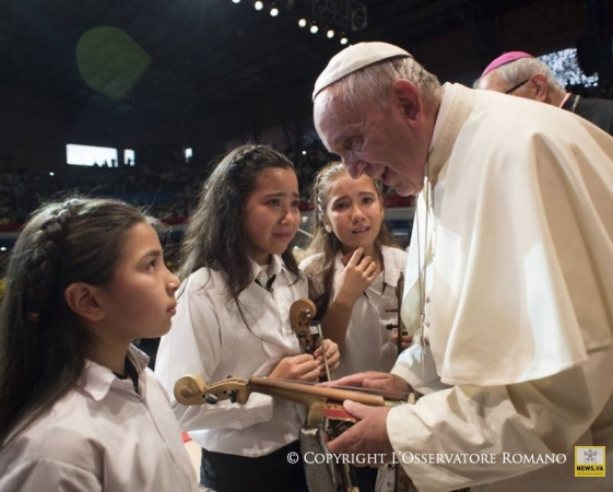 papa u paragvaju