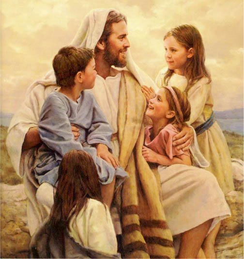 images-of-jesus-with-children-5