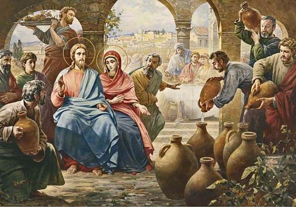 Isusovo-prvo-čudo-u-Kani